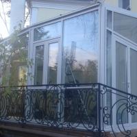Зимний сад, г.Пушкино, частный дом